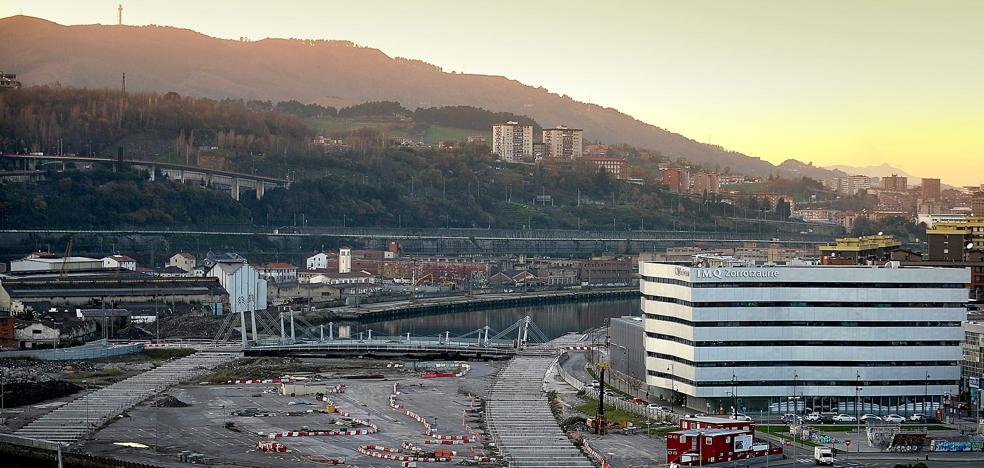 A concurso las obras de la margen derecha del canal de Deusto con 13 millones de presupuesto