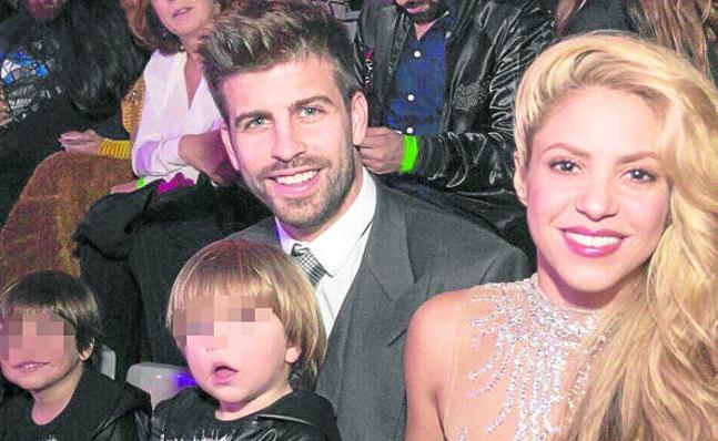 Shakira y Pique, en Nueva York