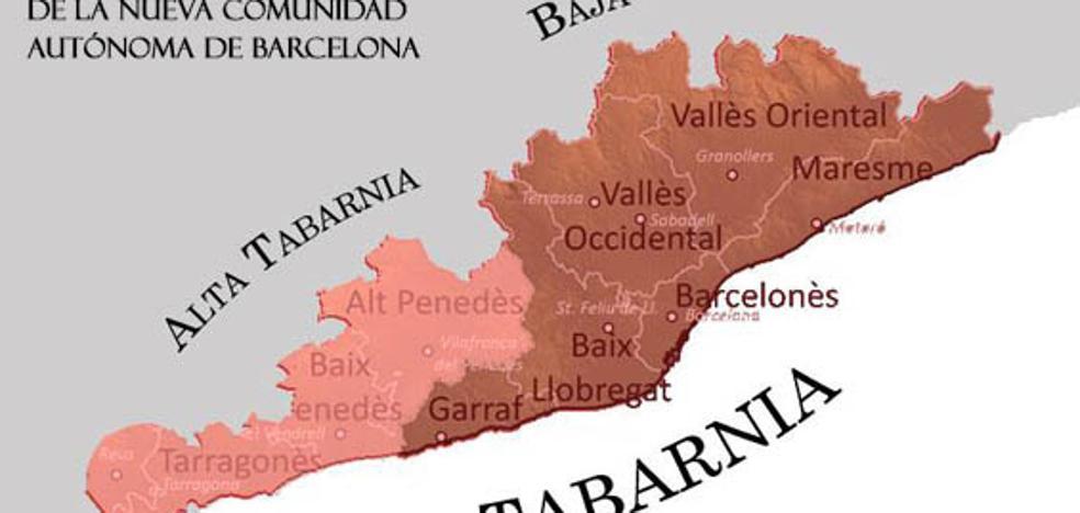'Tabarnia', la última extravagancia de la política catalana