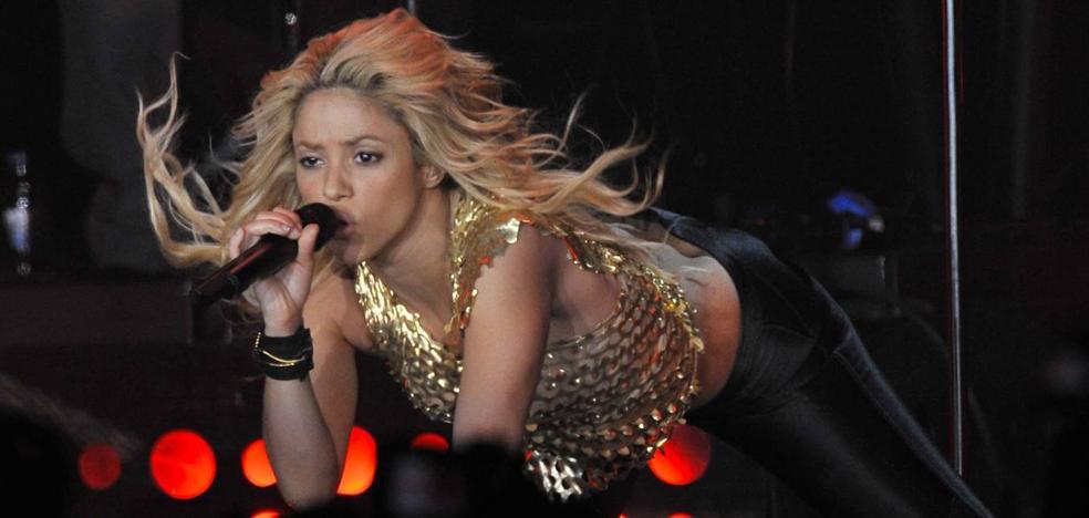 Shakira actuará el 30 de junio de 2018 en el BEC