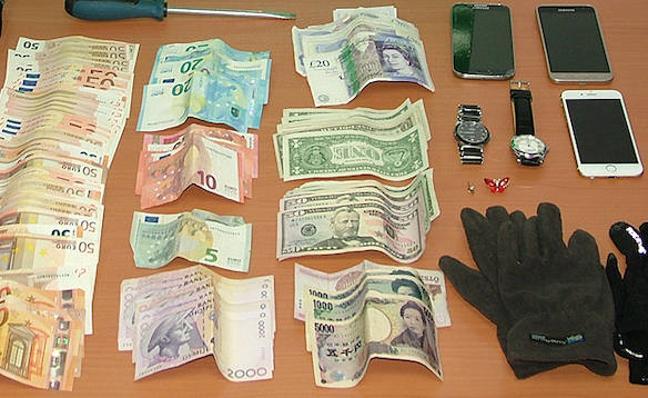 Cae una banda asentada en Las Merindades a la que se le atribuye 27 robos en viviendas