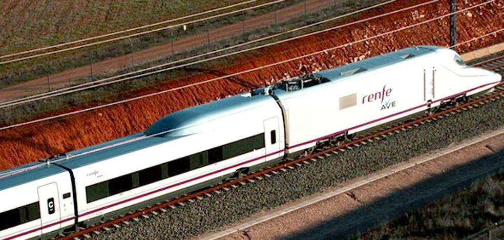 El último tramo del AVE Vitoria-Madrid empezará a construirse en 2019