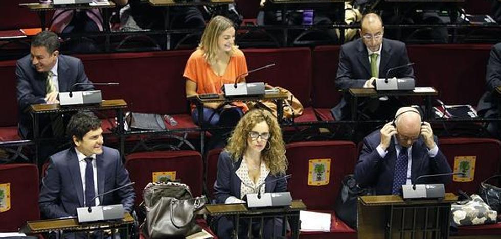PNV y PSE aprueban las cuentas de Bizkaia para 2018