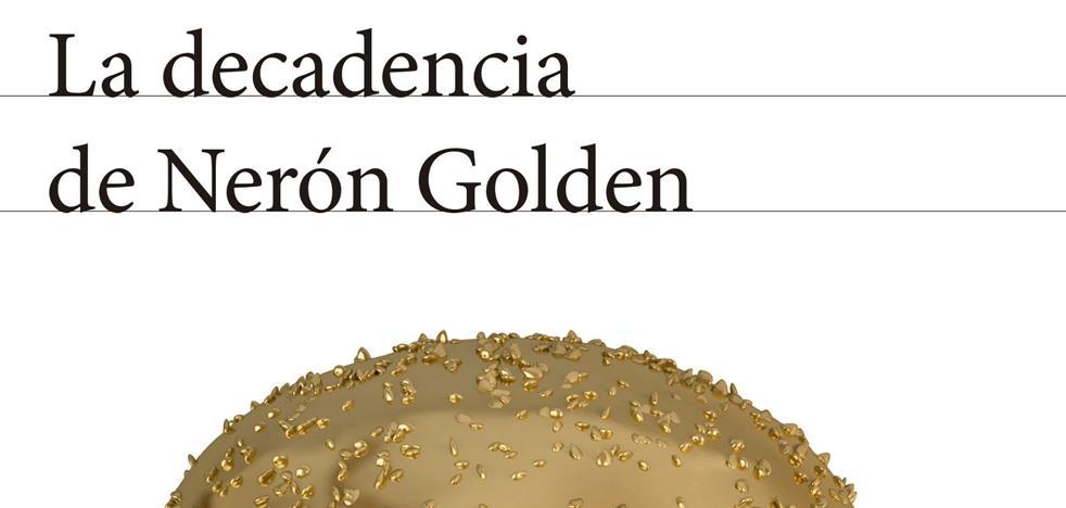 'La decadencia de Nerón Golden' de Salman Rushdie