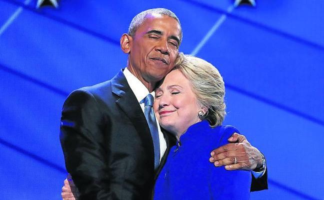 Obama y Hillary no pierden tirón