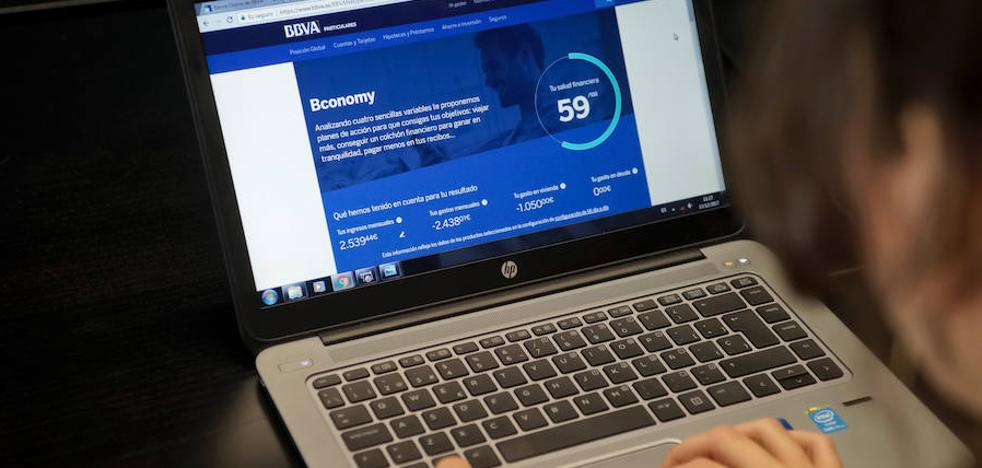 BBVA lidera la banca online en Europa