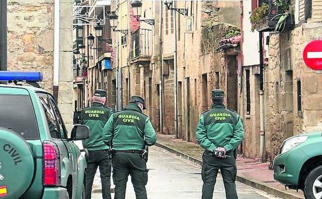 Ordenan el desalojo de una de las casas ocupadas de La Puebla de Arganzón