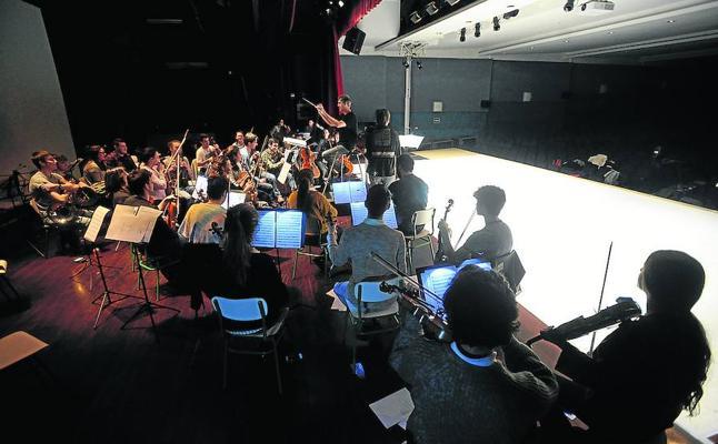 La Joven Orquesta abre su ensayo general al público el 2 de enero