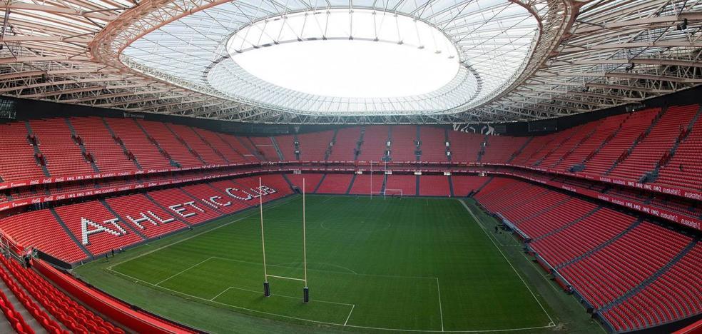 El tirón de las finales de rugby en Bilbao se dispara con 50.000 entradas vendidas