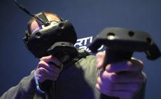 El ocio del futuro se instala en Bilbao con experiencias 3D, guerras láser y salas de escape