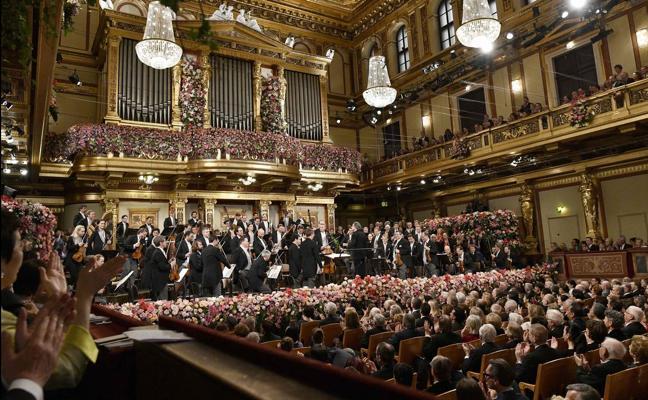 El Concierto de Año Nuevo arrasa en TVE con el 30,2% de 'share'