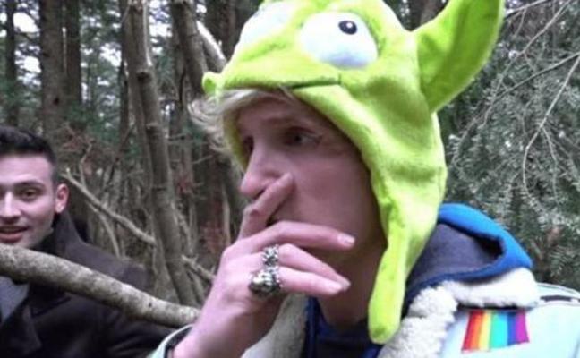 El youtuber Logan Paul indigna a las redes sociales subiendo un vídeo de un cadáver