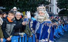 La magia de los Reyes de Oriente cabalgará mañana por toda la Margen Izquierda