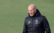 Zidane: «Hubo una discusión con el presidente sobre posibles fichajes»
