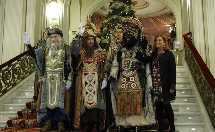 Fotos: Los Reyes Magos, en Bilbao