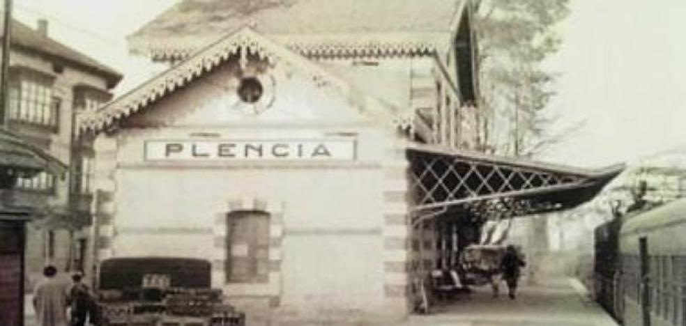 Plentzia conmemora con relatos ferroviarios el 125 aniversario del tren