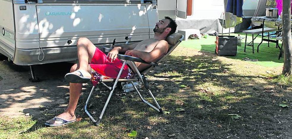 El camping de Angosto proyecta una ampliación de 1.000 plazas