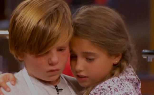 Mara y Fernando abandonan 'MasterChef Junior'