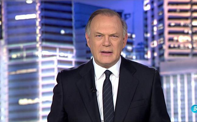 Piqueras sitúa a 'Informativos Telecinco' como lo más visto del día