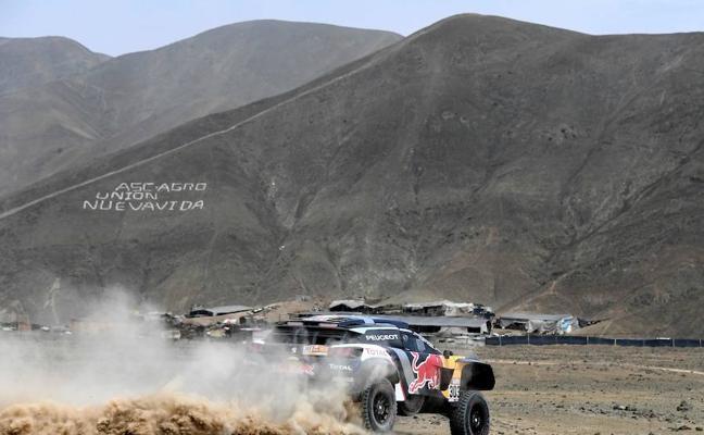 Un Dakar de pesadilla como regalo de Reyes
