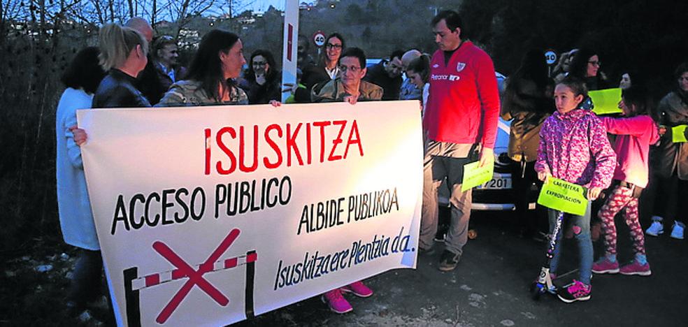 Vecinos de Isuskiza concurrirán a las próximas elecciones de Plentzia