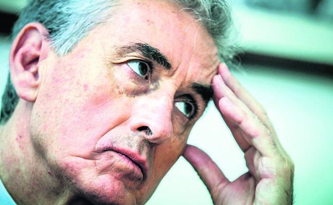 Ramón Jáuregui: «Al PNV hay que dejarle muy claro que el derecho a decidir no cabe en el Estatuto»
