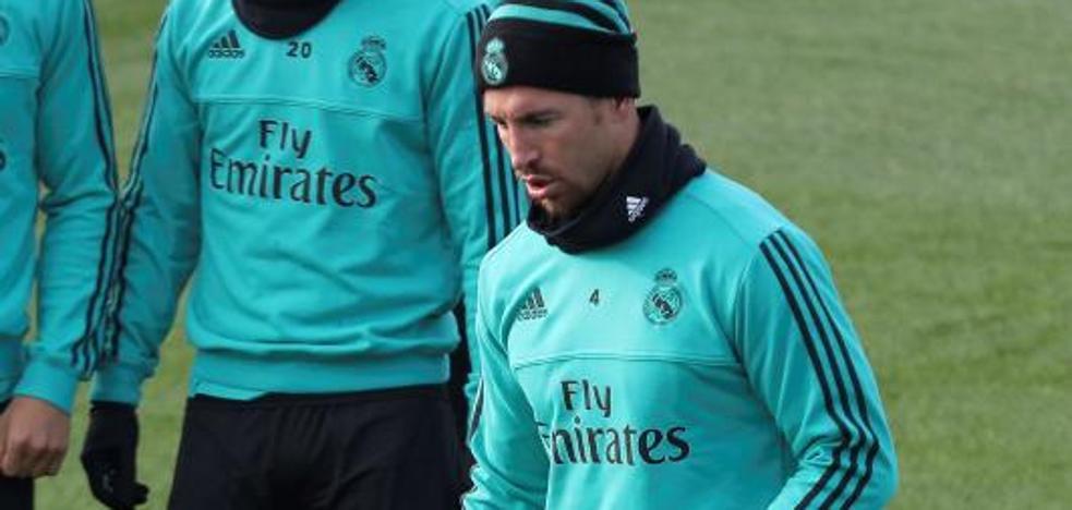 La baja de Sergio Ramos ahonda el debate sobre la segunda unidad