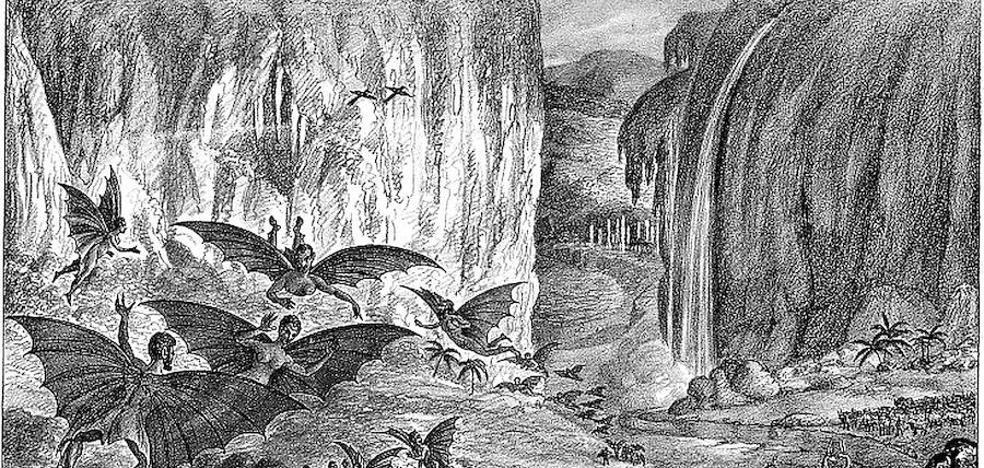 El gran engaño lunar de 1835