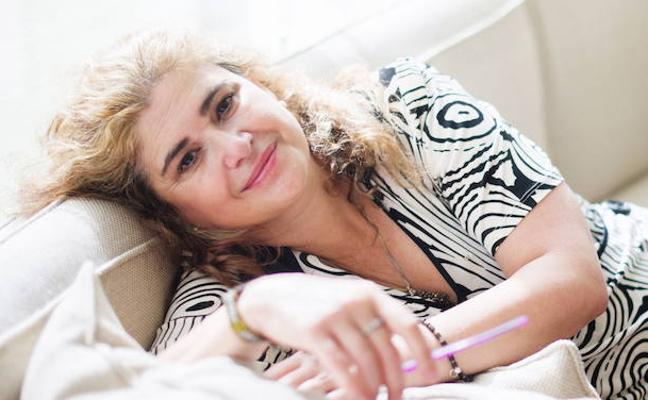 Lucía Etxebarria revela que fue violada hace 13 años