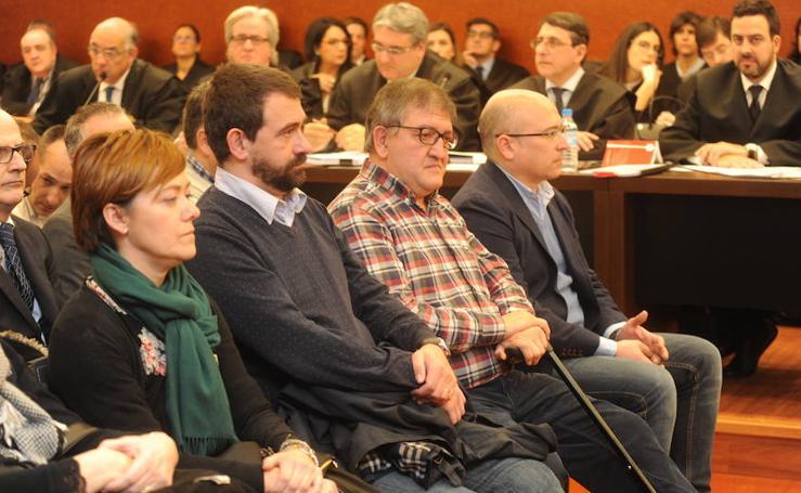 Arranca el juicio por el 'caso De Miguel', que enfrenta al PNV con la sombra de la corrupción