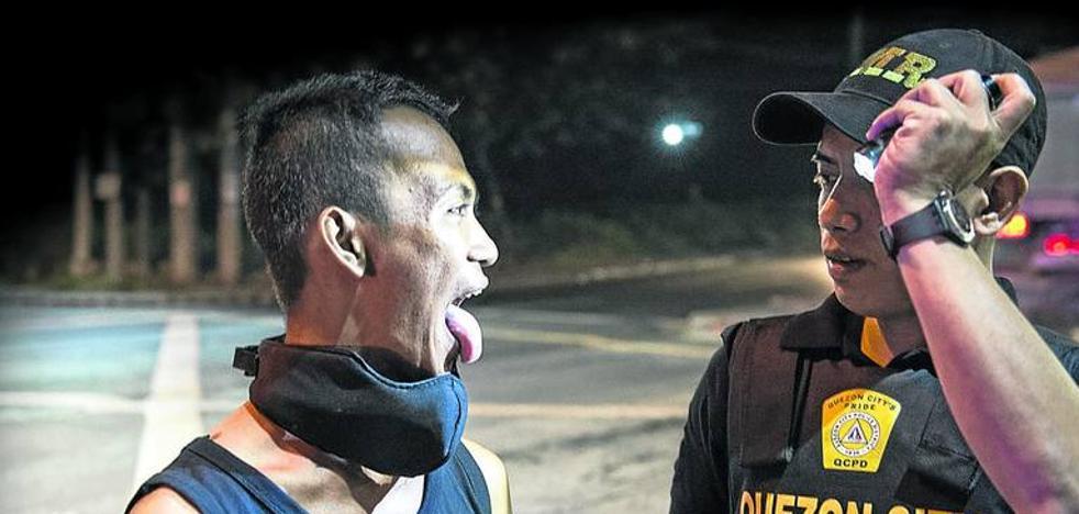 Noche de 'narcoguerra'