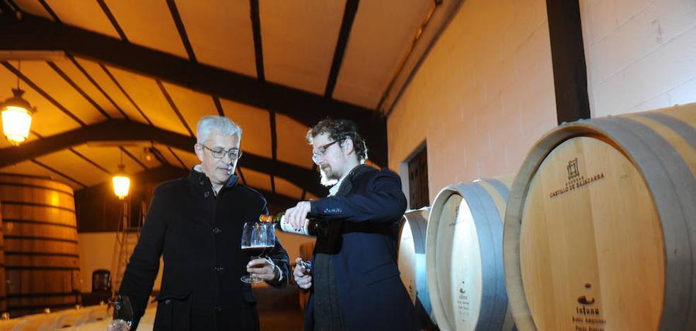 El vino del rabino Schneur Zalman