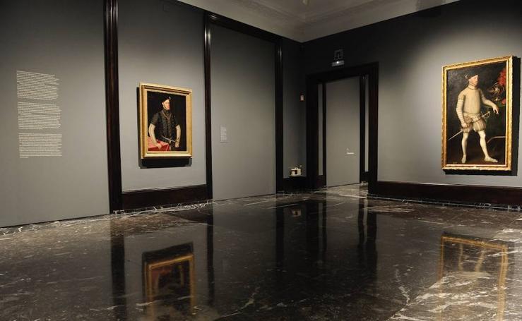 Fotos: el museo de Bellas Artes renueva sus salas