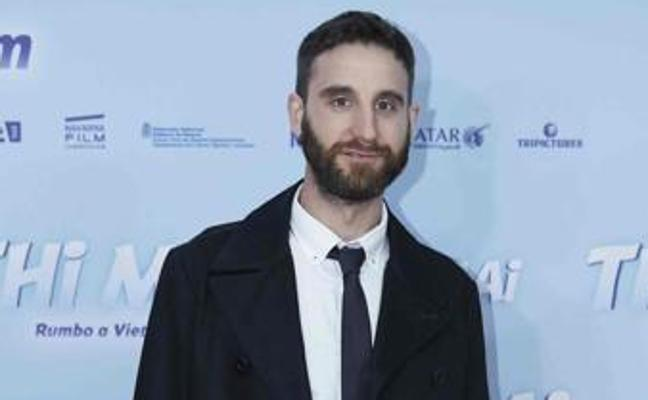 Dani Rovira: «Fui yo quien decidió no presentar los Goya»