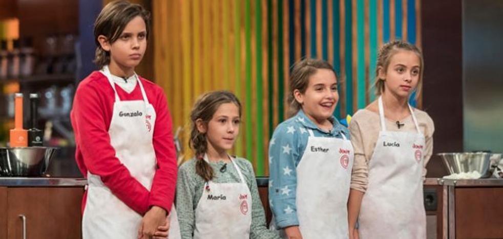 'Master Chef Junior 5' celebra su final