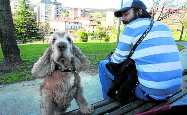 Los perros de Galdakao dispondrán de otras cinco zonas para pasear sueltos