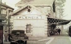Plentzia inaugura el lunes una muestra de doce colecciones de sellos para celebrar el 125 aniversario de la llegada del tren