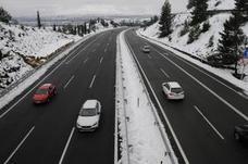 Haro exige mejoras en el protocolo ante las nevadas tras el caso AP-68