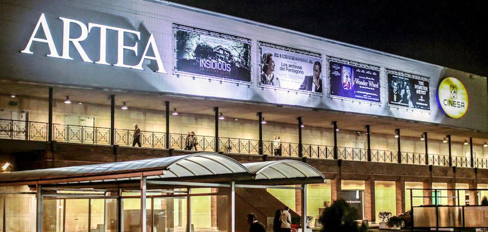 Yelmo se hará cargo de los cines de Artea y los remodelará