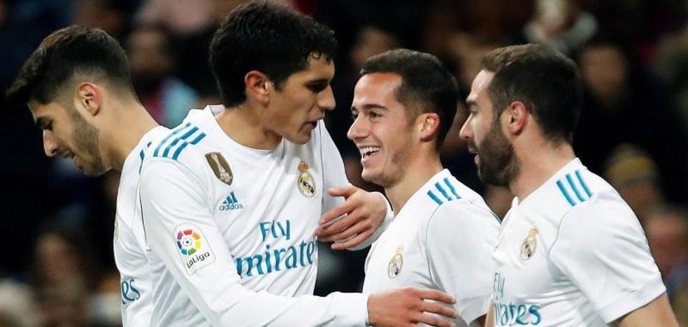 Real Madrid, Leganés y Alavés avanzan a cuartos de la Copa