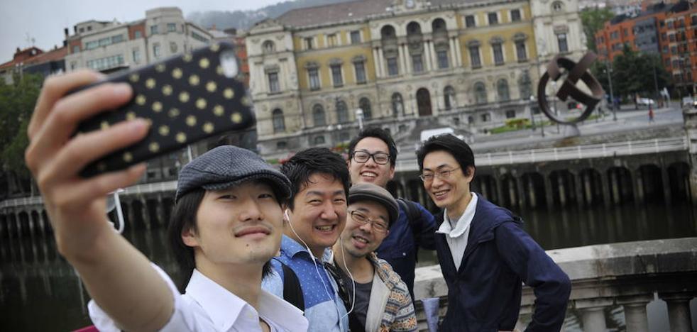 Bizkaia quiere más turistas nórdicos, de Japón y de la diáspora de México y Argentina