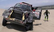 «Nani se quedó inconsciente con el pie en el acelerador»