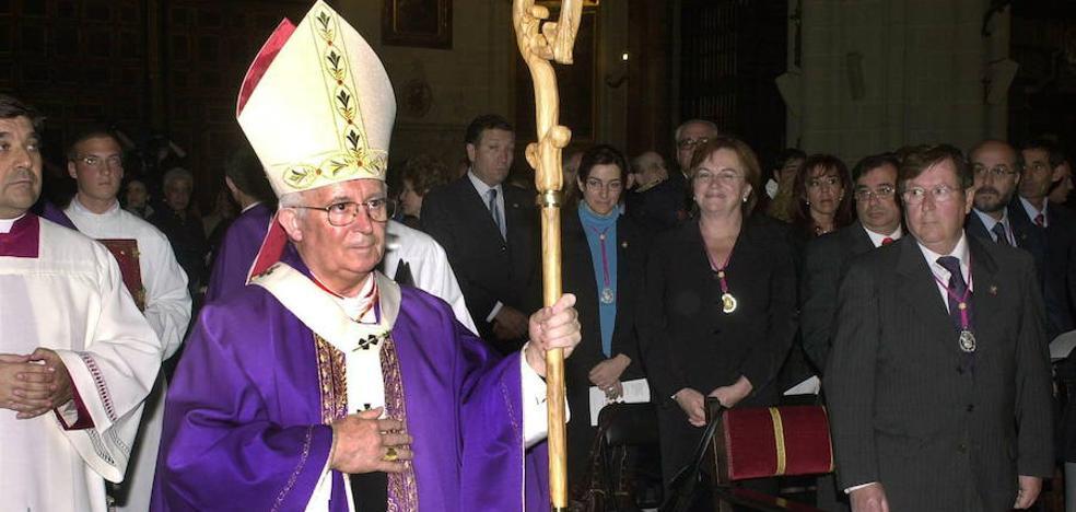 Carmen Franco «aprendió a ser fiel en un mundo hostil», según el cardenal Cañizares