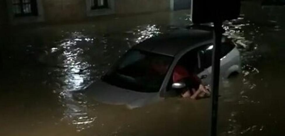 El alcalde de Muxika: «Nadie se esperaba esto. No habíamos recibido ninguna alerta»