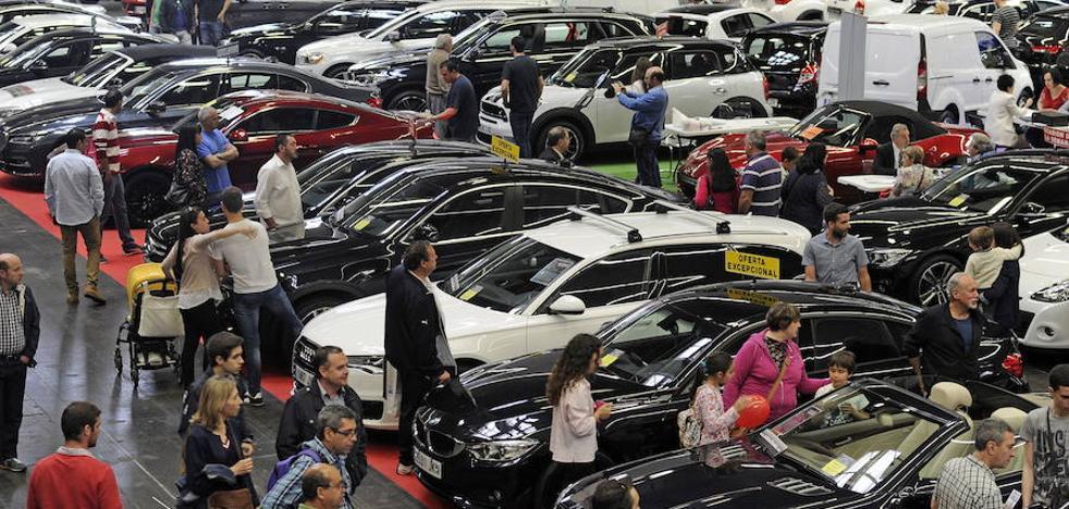 La venta de coches de ocasión duplica a la de nuevos en Euskadi