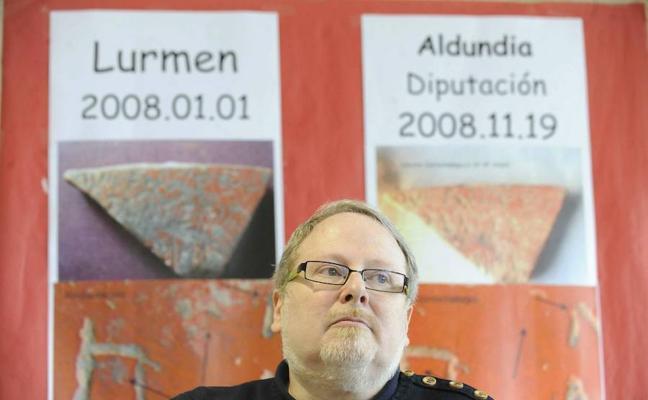 La Audiencia de Álava confirma la existencia de indicios de estafa y daños en el caso de Iruña-Veleia