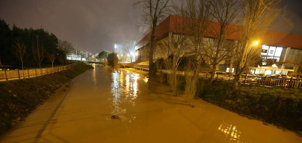 Última hora sobre las intensas lluvias en Bizkaia