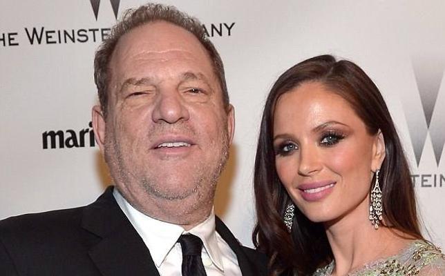 El divorcio le costará 20 millones a Harvey Weinstein
