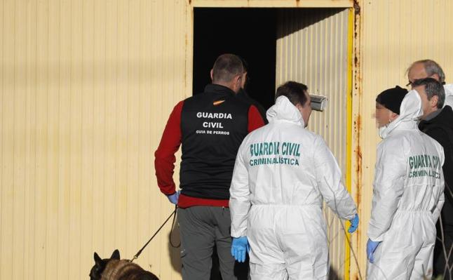 Registran la nave en la que apareció Diana Quer en búsqueda de restos biológicos