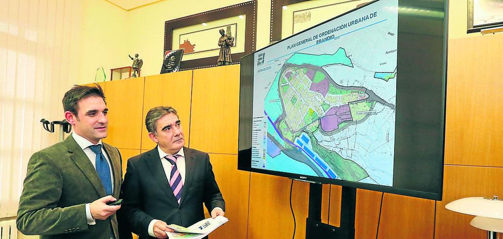 Erandio recogerá ideas vecinales para completar su plan urbanístico